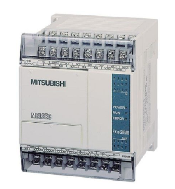 The melsec FX1s series