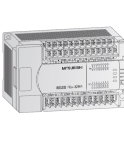 The MELSEC FX2N series